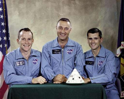 Pioneering Mercury Astronauts Launched America's Future ...