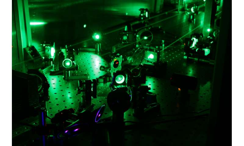 A powerful laser system for driving sophisticated experiments in attosecond science