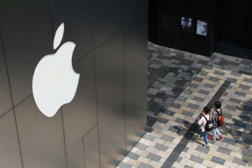 """Apple's removal of software allowing internet users to skirt China's """"Great Firewall"""" from its app store in the countr"""
