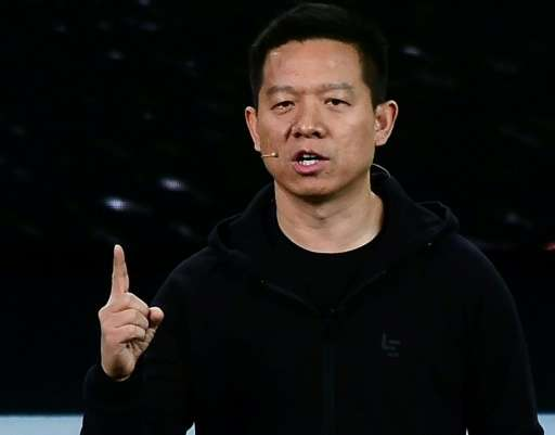 Assets linked to LeEco and its founder and CEO Jia Yueting have been frozen in a dispute with a creditor