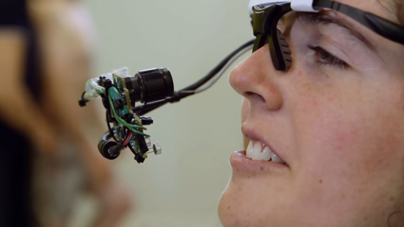 Astronaut study gives voice to people with disabilities