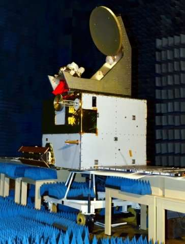 A test version of the China-France Oceanography Satellite CFOSAT
