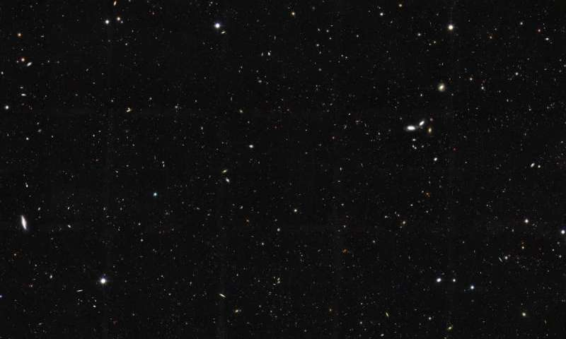 A universe of 2 trillion galaxies
