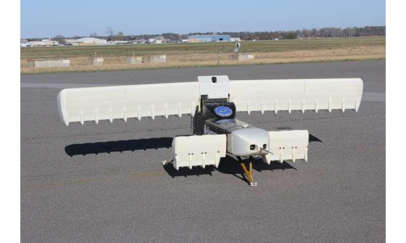 Aurora LightningStrike vertical take-off and landing X-plane prototype runs another test flight