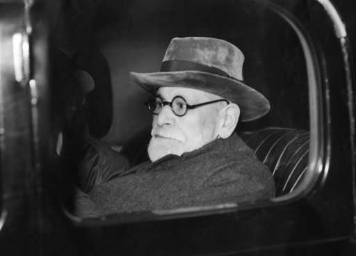 Austrian psychoanalyst Sigmund Freud, seen here in London in 1938, knew he would never be awarded a Nobel science prize