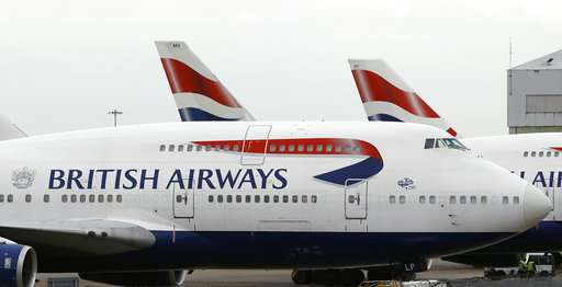 BA aims to restore normal flight service after IT failure