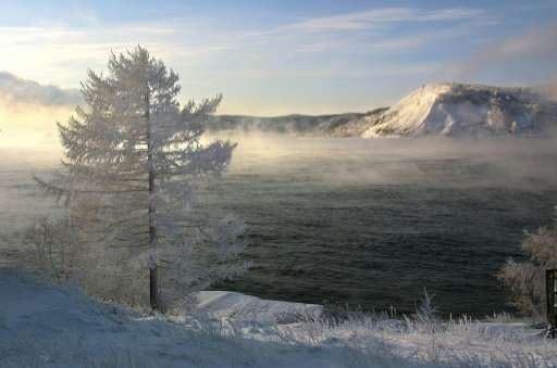 Baikal is the world's deepest lake with one-fifth of the world's unfrozen fresh water