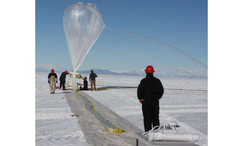 BBQ lighter hovering above South Pole may help pinpoint mystery source of cosmic energy
