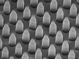 Better understanding the principles of silicon etching leads to improved surface patterning