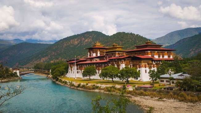 Bhutan's happiness stems from its hydropower, too