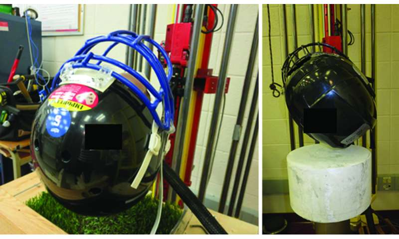 Biomechanical analysis of head injury in pediatric patients