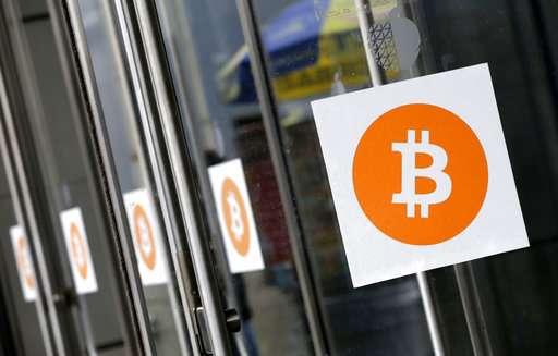 Bitcoin takes a tumble