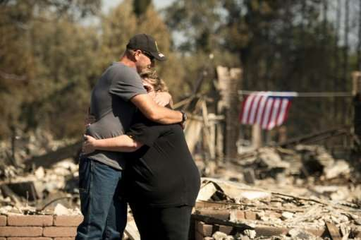 Blazes in northern California have now killed 31 people, forced thousands from their homes and destroyed more than 3,000 buildin