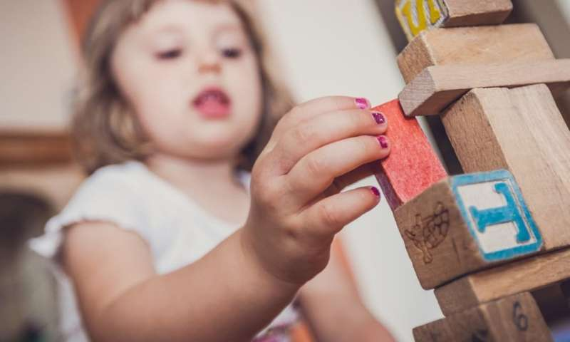 Blocks are still the best present you can buy children for Christmas