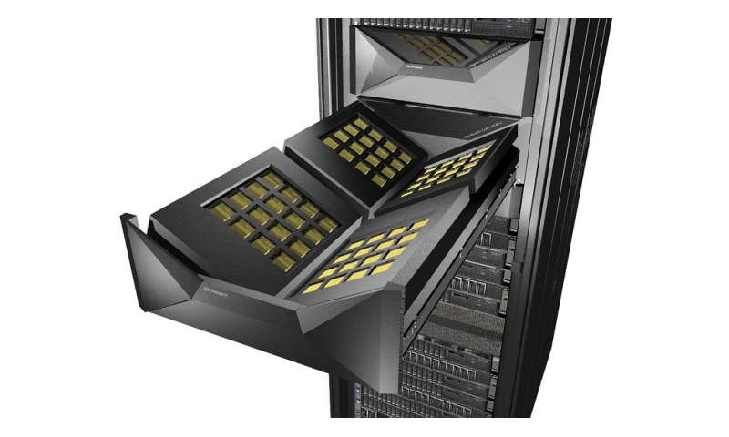 Brain-inspired supercomputing system takes spotlight in IBM, US Air Force Research Lab collab