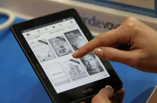 Britain's sale of ebooks fell three percent to £538 million, continuing a trend already observed in 2015