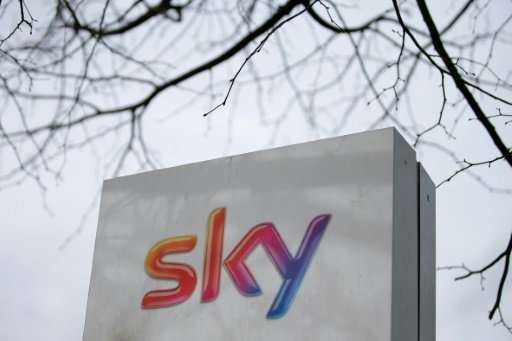 British pay TV giant Sky could be in play if Rupert Murdoch's 21st Century Fox—which owns a 39 percent stake—sells some of its t