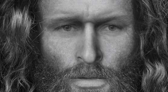 'Brutally murdered' Pictish man brought back to life in digital reconstruction