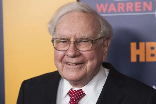 Buffett's bite of Apple even bigger than was thought