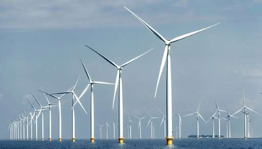 dutch open world s largest offshore wind farm