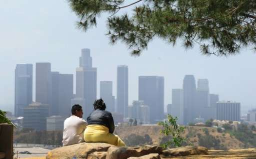 California is one of the most progressive US states on climate issues