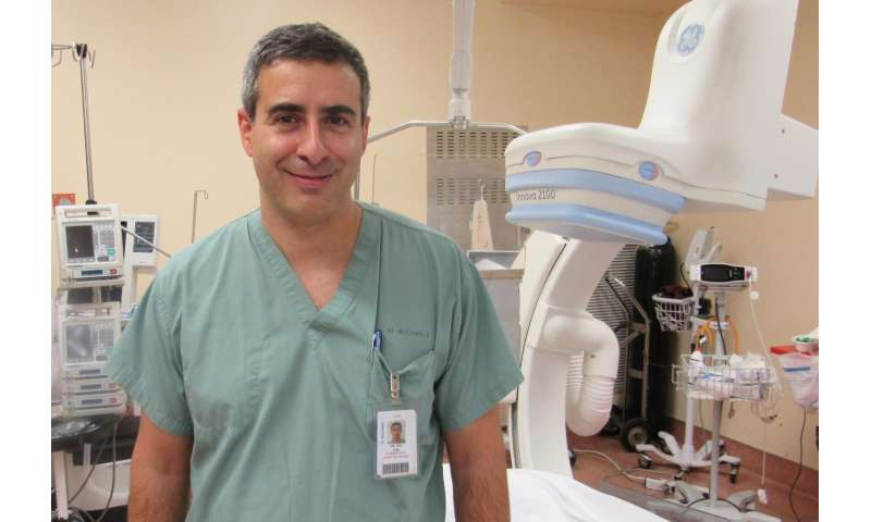 Canadian cardiologist publishes world first mitral regurgitation procedure