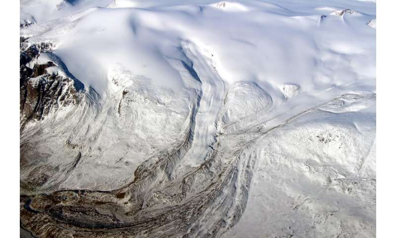Canadian glaciers now major contributor to sea level change, UCI study shows