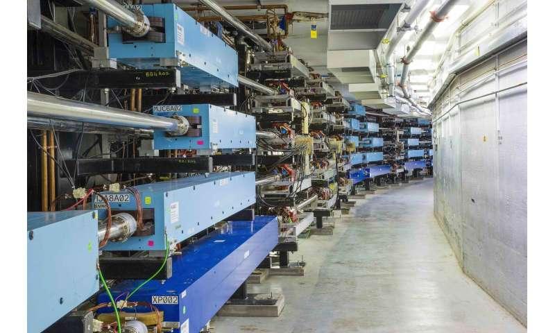 CEBAF begins operations following upgrade completion