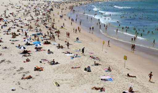 Celsius (122F) days within 25 years even if Australia meets its Paris global warming targets, a new study has warned.