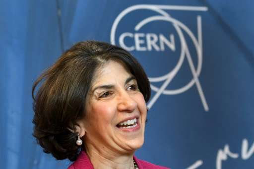 "CERN Director General Fabiola Gianotti has hailed the start of an ""ambitious upgrade programme,"" dubbing the new Linac"