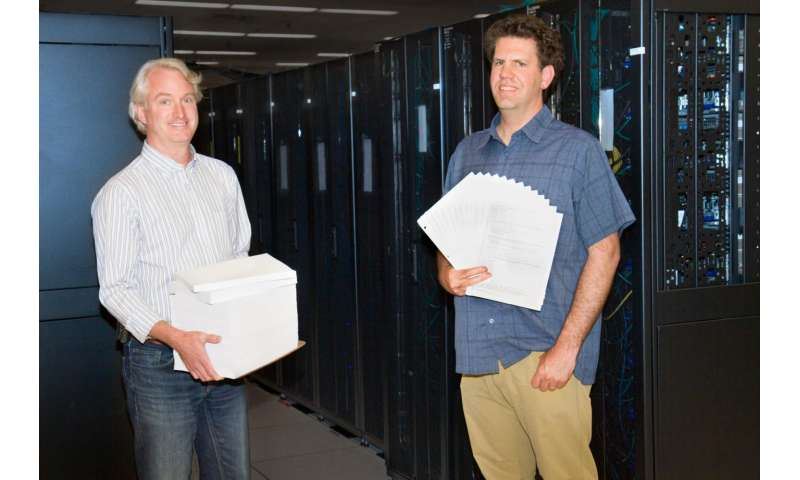 'Charliecloud' simplifies Big Data supercomputing