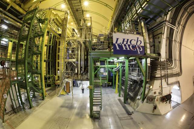 Charmonium surprise at LHCb