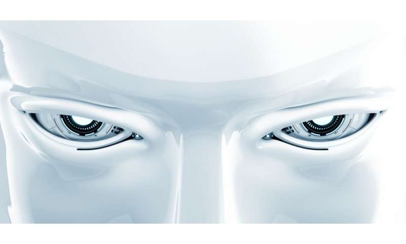 Cheery robots may make creepy companions, but could be intelligent assistants (Update)