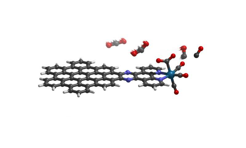 Chemists create molecular 'leaf' that collects and stores solar power without solar panels