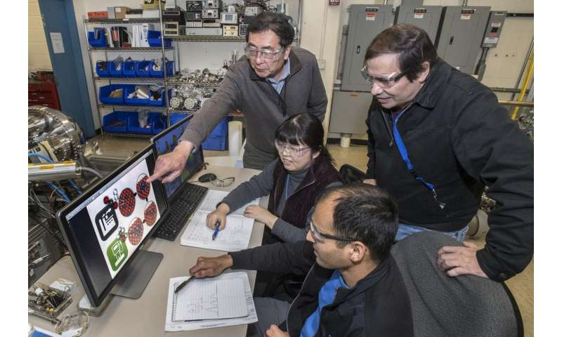Chemists ID catalytic 'key' for converting CO2 to methanol