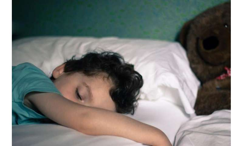 Childhood sleep apnoea is common but hard to diagnose
