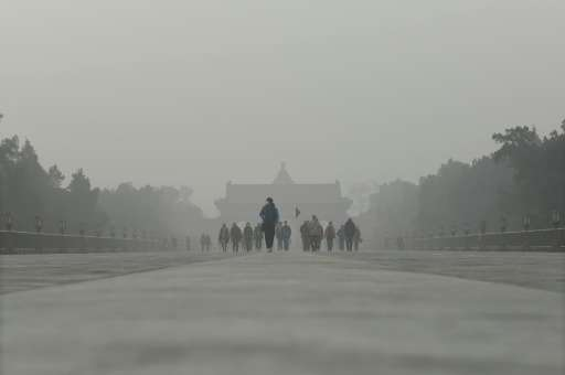 "China's Meteorological Administration has told local bureaus to stop issuing smog alerts, but can issue alerts for ""fog&quo"