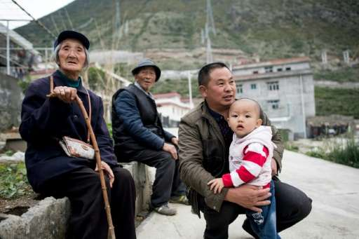 China's plans to boost its hydropower will mean some 6,000 people across four counties will be relocated, according to a state-a