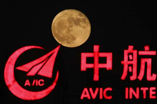 China talking with European Space Agency about moon outpost