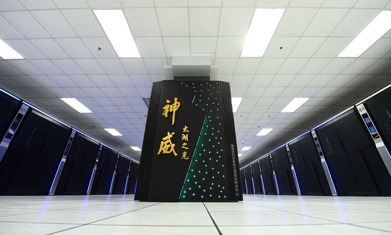 Chinese team breaks record for largest virtual universe