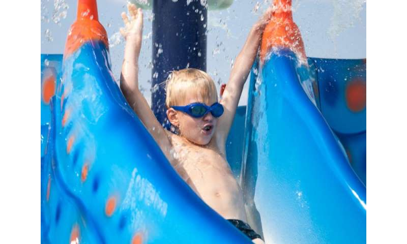 Chlorine + pee = breathing trouble for waterpark workers