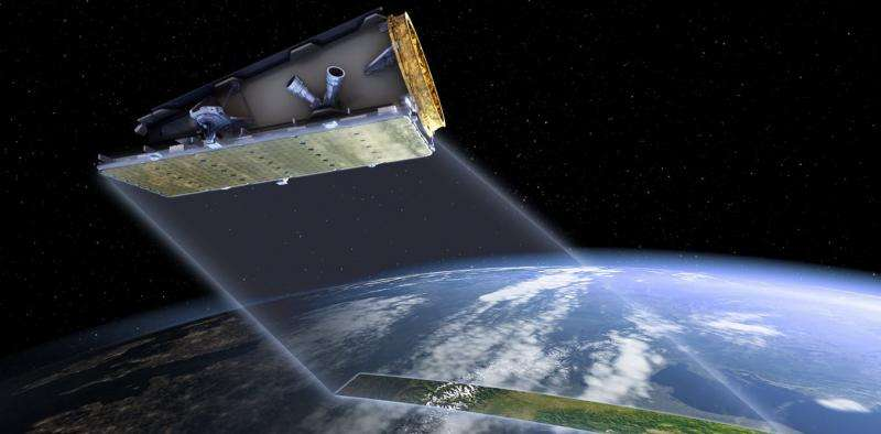 Collecting satellite data Australia wants—a new direction for Earth observation