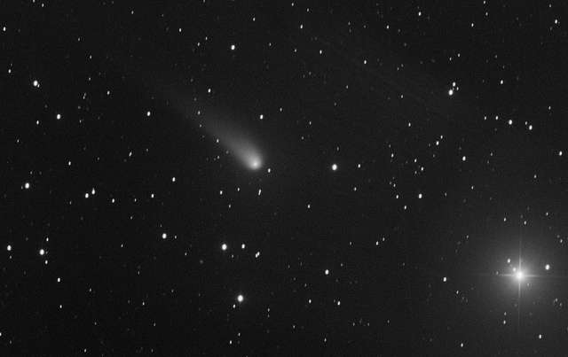 Comet V2 Johnson takes center stage