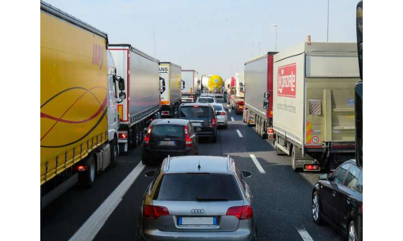 Competing businesses cooperate to take empty trucks off our roads