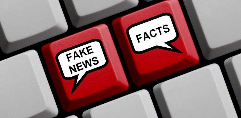 Could an auto logic checker be the solution to the fake news problem?