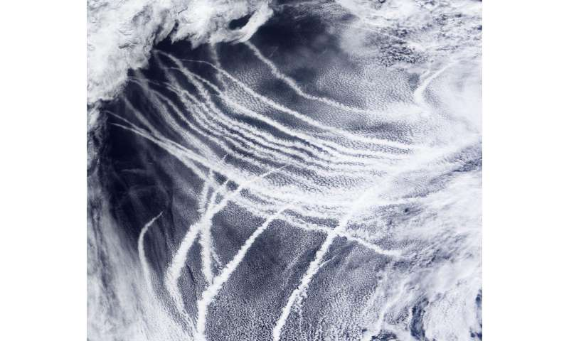 Could spraying particles into marine clouds help cool the planet?