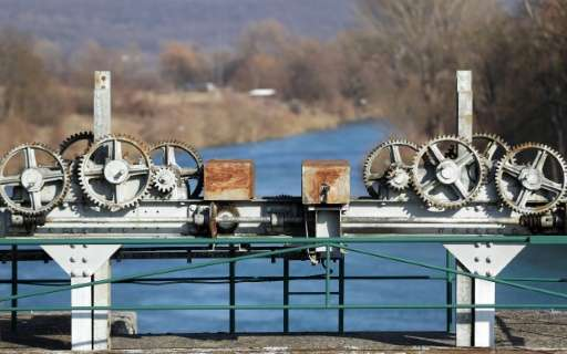 Croatia produces up to 75 percent of the electricity it needs while the rest is imported