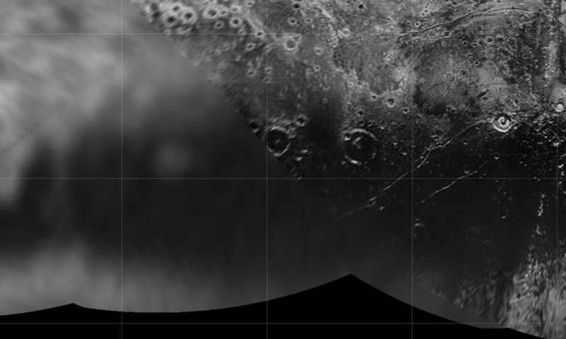 Cthulhu Regio, Pluto