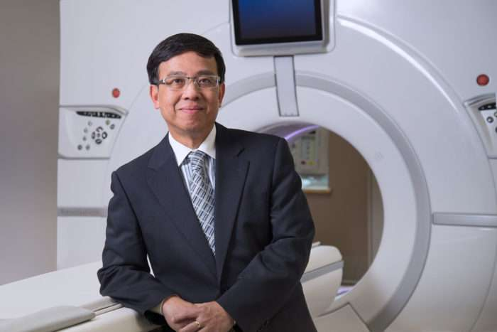 CT technology shows how blood flow can predict effectiveness of ovarian cancer treatment