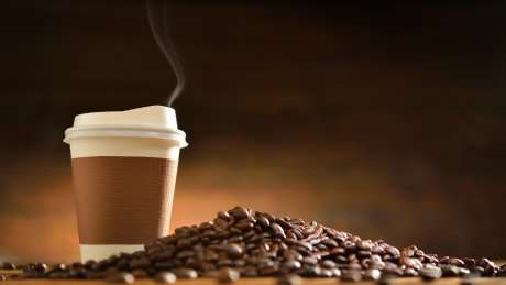 Curbing coffee cup usage